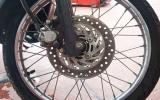 Phanh đĩa xe máy - lưu ý khi sử dụng