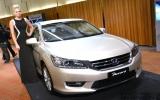 Honda chính thức ra mắt Accord tại Malaysia