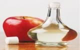 """Giấm táo – """"Thần dược"""" làm đẹp của bạn"""
