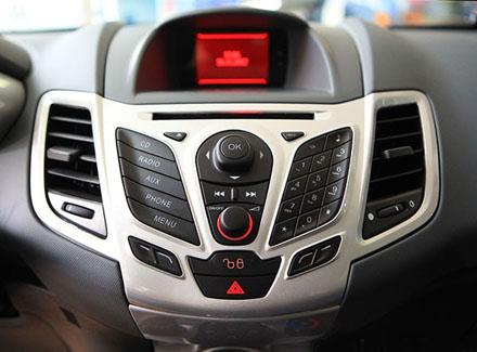 Hệ thống Voice Control sẽ hỗ trợ cho các khách hàng của Ford