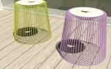 Những mẫu ghế hoàn hảo cho sân vườn nhà bạn