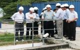 HĐND tỉnh giám sát hệ thống quan trắc nước thải tự động