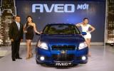 Chevrolet Aveo mới có giá bán từ 435 triệu đồng