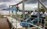 Hệ thống quan trắc nước thải tự động tại Bình Dương:  Gắn liền với lợi ích của doanh nghiệp