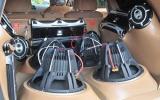 Kiểm tra hệ thống âm thanh trên ô tô cũ