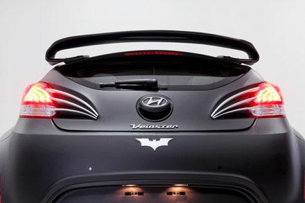 """Hyundai Veloster của """"Batman"""" tại Việt Nam"""