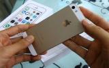 Dùng thử bảo mật vân tay trên iPhone 5S