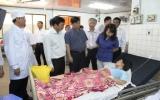Bộ trưởng Bộ Y tế Nguyễn Thị Kim Tiến làm việc tại Bình Dương