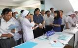 """Bộ trưởng Bộ Y tế Nguyễn Thị Kim Tiến: """"Nâng cao chất lượng khám chữa bệnh, đáp ứng sự hài lòng của bệnh nhân..."""""""