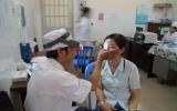 Cao điểm bùng phát dịch đau mắt đỏ