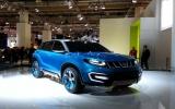 iV-4 concept - phong cách mới của Suzuki