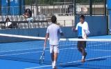 Lý Hoàng Nam đánh bại tay vợt trẻ hàng đầu Trung Quốc