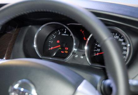 Nissan ra mắt phiên bản nâng cấp của Grand Livina.