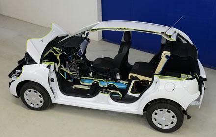 Hybrid Air – công nghệ mới trong việc tiết kiệm nhiên liệu