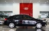 Thaco KIA tăng giá xe Forte
