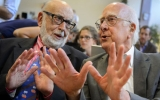 Nobel Vật lý 2013 vinh danh 'hạt của Chúa'