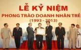 Doanh nhân trẻ Việt Nam:   Trưởng thành tuổi 20
