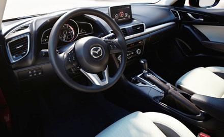 Mazda sắp tung ra phiên bản Mazda3 hybrid đầu tiên