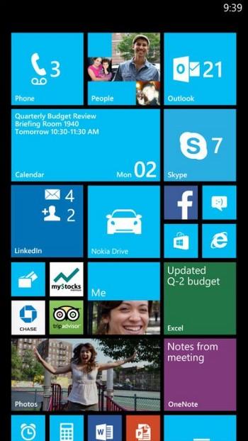 """Bản nâng cấp Windows Phone 8, hỗ trợ cấu hình """"khủng"""" cho smartphone"""