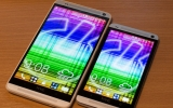 HTC công bố One Max nhận dạng vân tay