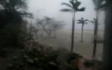 Bão số 11 đổ bộ Đà Nẵng, gió giật đổ nhiều cây cối, nhà cửa