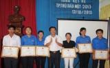 Tổng kết hoạt động hè năm 2013 ở thành phố Thủ Dầu Một: Nhiều hoạt động sôi nổi và bổ ích