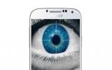Galaxy S5 cho phép người dùng mở khoá điện thoại bằng ánh mắt