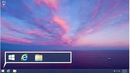 Nút bấm Start quen thuộc đã quay trở lại trên Windows 8.1 sau khi thiếu vắng trên Windows 8