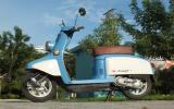 Honda Julio 50 - xe ga lạ tại Việt Nam