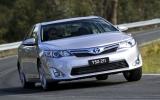 Toyota triệu hồi 803.000 xe Camry
