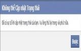 Facebook dính lỗi trên toàn cầu khiến người dùng xôn xao