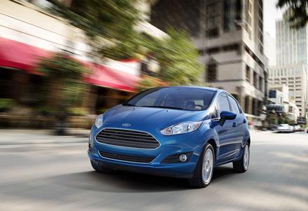 Ford sẽ cho ra mắt Fiesta Ecoboost tại Việt Nam