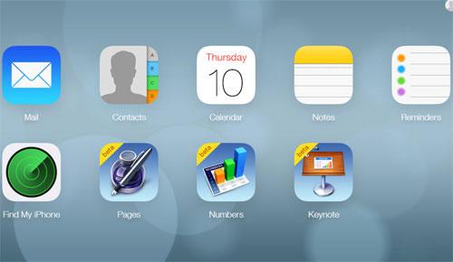Cách chuyển danh bạ từ iPhone sang Note 3