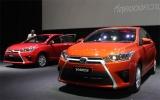 Toyota Yaris mới giá từ 15.100 USD tại Thái Lan