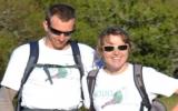 Cặp đôi kéo xe đi bộ 10.300 km xuyên Nam Mỹ