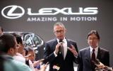 Lexus chính thức đặt chân đến Việt Nam