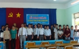 Trường Trung cấp Nông lâm Bình Dương: Khai giảng lớp liên kết đào tạo tại Dầu Tiếng