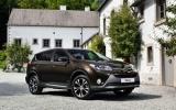 Toyota thêm động cơ dầu cho RAV4