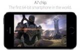 Apple khơi mào cuộc đua chip 64-bit