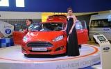 Xe nhỏ siêu khỏe Ford Fiesta mới giá 650 triệu ?