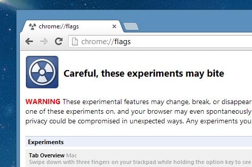 Kích hoạt tính năng Google Launch trong Google Chrome 1