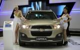 GM Việt Nam công bố giá bán của Orlando và Captiva