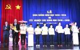Công ty Rohto Mentolatum (VN) trao học bổng  và khám mắt miễn phí