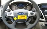 Cách sử dụng tính năng Giới hạn tốc độ trên Ford Focus mới