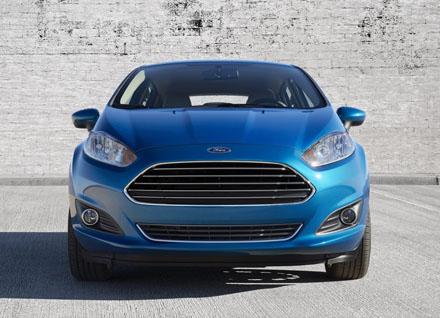 """Ford Fiesta 2014, chiếc xe siêu """" tiết kiệm"""""""