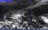 Tâm áp thấp nhiệt đới đến Bình Dương khoảng từ 0-1 giờ ngày 7-11