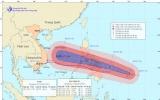 Tin bão gần biển Đông (bão HaiYan)