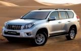 Toyota Việt Nam triệu hồi Land Cruiser Prado nhập khẩu
