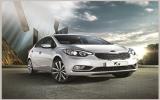 Kia K3 đạt 250 hợp đồng mua xe chỉ sau hai tuần ra mắt tại VN