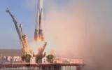 Ngọn đuốc Olympic bay vào vũ trụ
